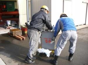 PCB廃棄物