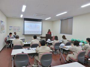 関東建設工業(株)様見学2