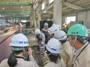 関東建設工業(株)様見学3