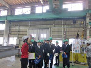 高崎産業技術専門校会社見学会3