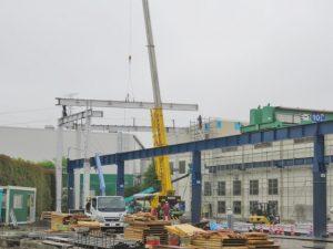 第1工場増築工事