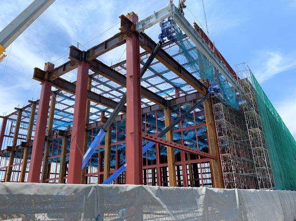 (仮称)吉田運輸倉庫㈱前橋物流センター新築工事
